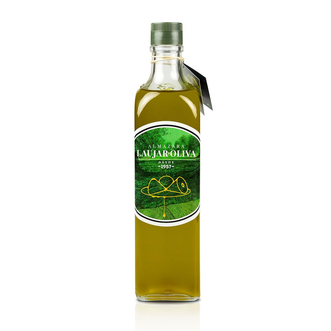 750 ml. Aceite de oliva Virgen extra. Caja de 14 Unidades
